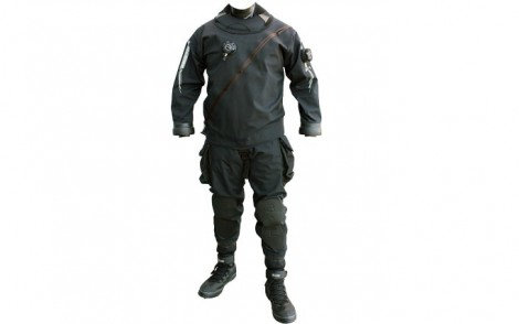 BARE Aqua-Trek 1 MENS Drysuit