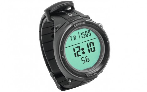 Cressi GOA Nitrox Watch Dive and Apnea Computer