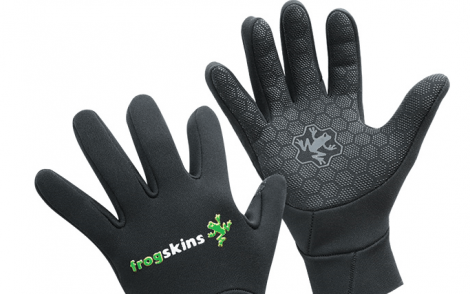 "FrogSkins ""Quick Dry"" Gloves UNISEX 0.5mm"