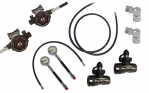 Hollis Sidemount 200LX Regulator Kit