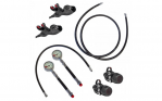 Hollis Sidemount 500SE Regulator Kit