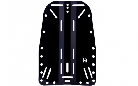 Hollis Backplate - Aluminium