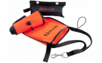 Hollis SMB (Surface Marker Buoy) w Sling Pouch