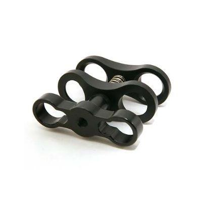I-Dive Aluminium 2 Hole Clamp