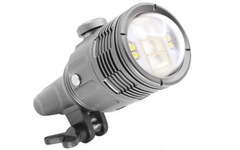 I-Dive Symbiosis Strobe SS-03 w 2800 Lumen Video Light