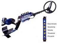 Minelab Excalibur Underwater Metal Detector