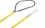 Ocean Hunter Fibreglass 1.5m 2Piece Hand Spear Yellow