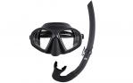 Ocean Hunter Phantom Mask & Snorkel Set - Black
