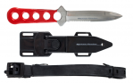 Ocean Hunter Red Back Knife