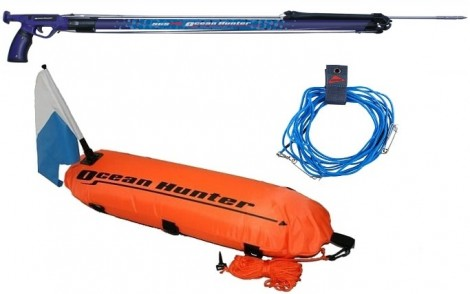 Ocean Hunter Speargun Value Package