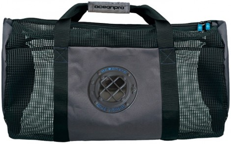 7d4de8a754 Ocean Pro Cargo Mesh Duffel Bag - Divein2Scuba