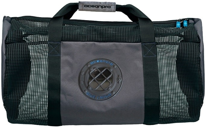 c7817bb854 Ocean Pro Cargo Mesh Duffel Bag - Divein2Scuba