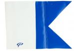Ocean Pro Dive Flag PVC X-LARGE
