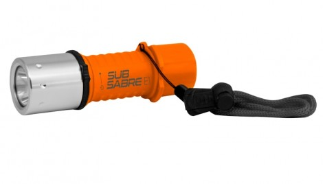 Ocean Pro Sabre E1 Torch - 150 Lumens
