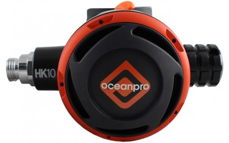 Ocean Pro HK10 Second Stage Hookah Regulator