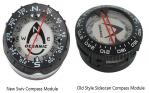 Oceanic Side Scan Compass Module