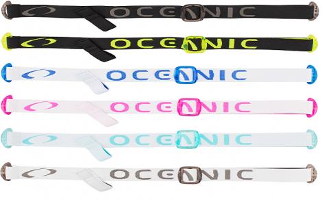 Oceanic Cyanea Mask Strap - Only