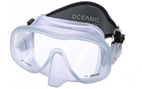 Oceanic Ice Mask