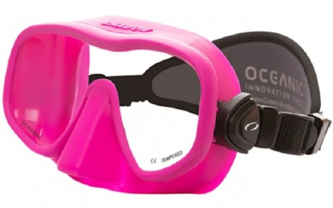 Oceanic Shadow Mask - Pink