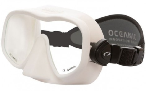 Oceanic Shadow Mask - White