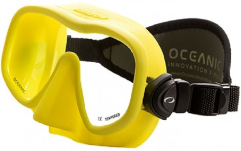Oceanic Shadow Mask - Yellow