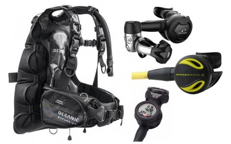 Oceanic Ultimate Diver Scuba System