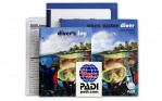 PADI Standard Open Water Certification Pack w RDP Table & Log Book