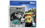 PADI Basic Open Water Diver Manual w RDP Table