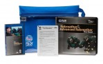 PADI Rebreather & Advanced Rebreather Student Pack - Binder Manual / DVD / Slate