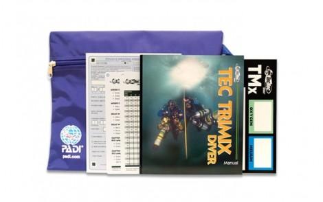 PADI Tec Trimix Crew Pack