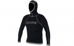 Probe Insulator Long Sleeved Hooded Top UNISEX
