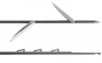 Rob Allen 7.5mm Triple Wire Finned Double Barbed Shaft