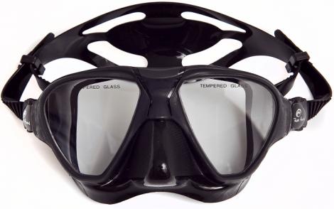 Rob Allen Cubera Mask BLACK