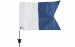 Rob Allen Flag & Pole - Suit 7L & 12L Rigid Floats