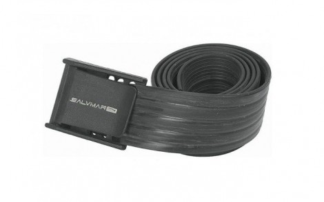 Salvimar Eco Rubber Weight Belt Nylon Quick Release Buckle