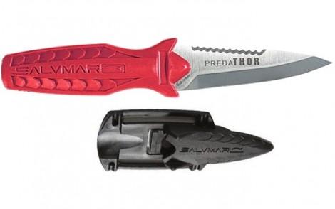 SalvimarPredathor Knife - RED