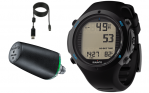 Suunto D6i Novo Black w USB Transmitter Bundle