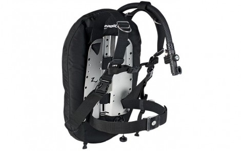 Zeagle BackPlate Combo Harness System