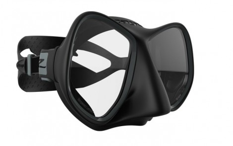 Zeagle Scope Dual Mask with Silicone Strap - Grey