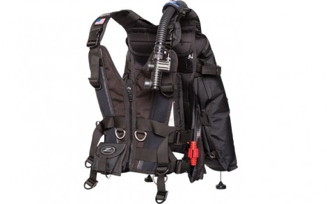 Zeagle Zena Womens BCD w Rip Cord Weight System