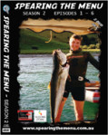 Spearing The Menu Season 2 DVD
