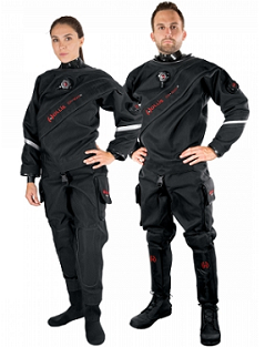 Hollis Drysuits