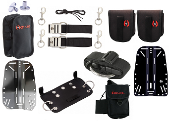 Hollis Harness Accessories