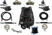 Hollis Sidemount Systems