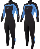 Probe iFlex Semi Dry Suits WOMENS