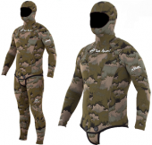 Rob Allen 5mm Digi Camo Wetsuits