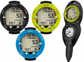Suunto Non-Air Integrated Dive Computers